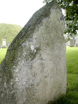 Inverurie pictish stone
